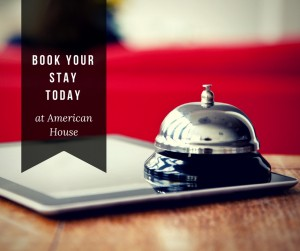 book your stay today