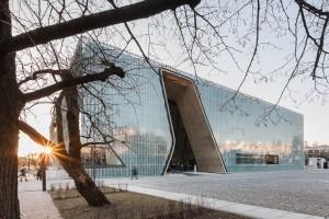 Muzeum Hisorii Żydów Polskich POLIN, Warszawa